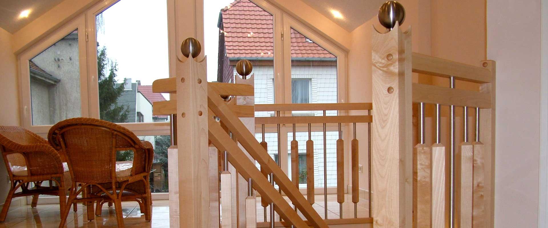 Leben und Wohnen mit Holz